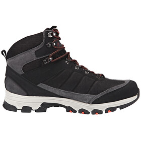 Helly Hansen Rapide Mid Mesh HT Shoes Men black / ebony / rusty fire